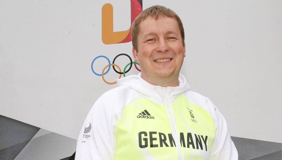 Schießen: Christian Reitz, 34 Jahre
