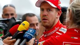 Die nächste große Enttäuschung für Vettel