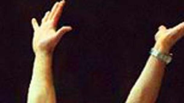 Trotz der Pleite: Alfred Gislason hat die Ruhe weg