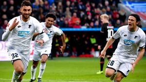 Wie Hoffenheim zum Rekord rotiert