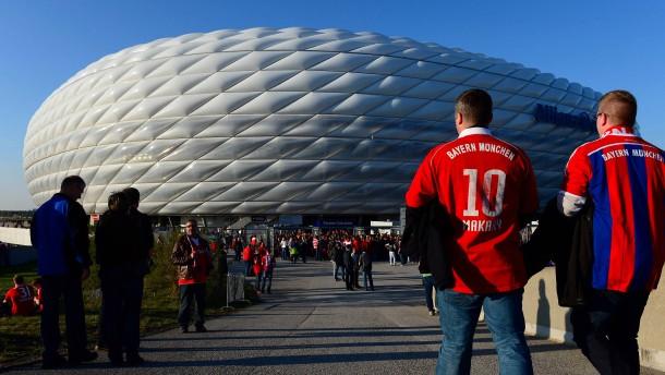 Für den FC Bayern wird ein Traum wahr