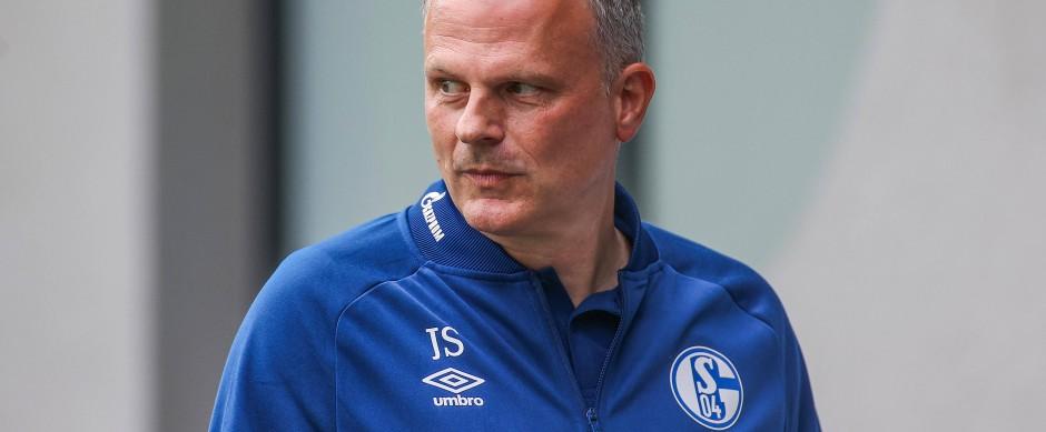 Ein Verantwortlicher für die Schalker Krise: Sportvorstand Jochen Schneider