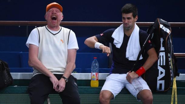 Das Erfolgsgeheimnis des Boris Becker