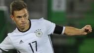 Löw setzt auf zwei Debütanten im DFB-Team