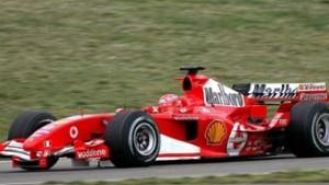 Den neuen Ferrari muß keiner fürchten