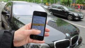 Berlin verbietet Mitfahrdienst Uber