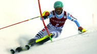 Schnell unterwegs in Levi: Felix Neureuther
