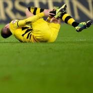 Der Schmerzensmann des deutschen Fußballs: Marco Reus