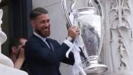 Sergio Ramos und die Wirrungen der Siegesfeiern