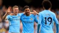 Nächstes Torfestival für Manchester City