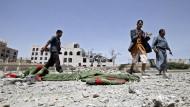 Houthi-Rebellen nehmen Amerikaner gefangen