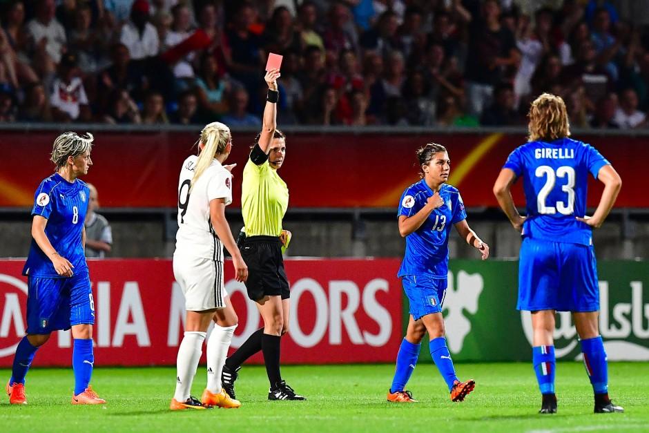 Deutschland Italien Spielstand Aktuell