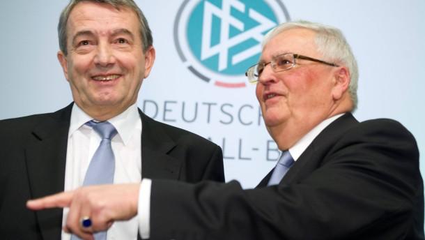 DFB fordert Zwanzigers Rückzug aus der Fifa
