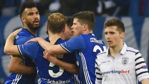 Schalke schont sich, Schalke sorgt sich