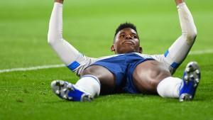 Schalke rutscht noch tiefer in die Krise