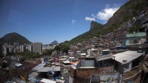 Aber haben auch die Armen in den Slums etwas von den Großereignissen?
