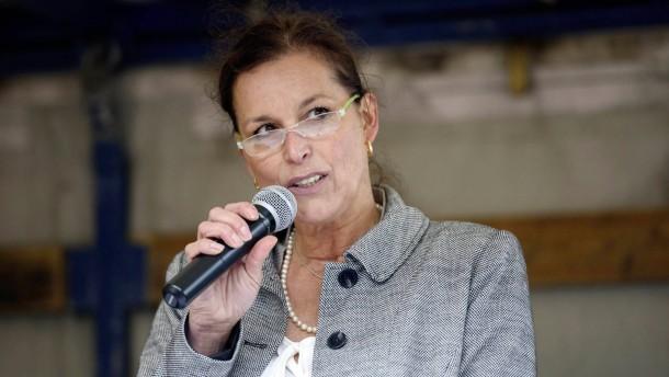 Fast zehn Prozent für Pegida-Kandidatin