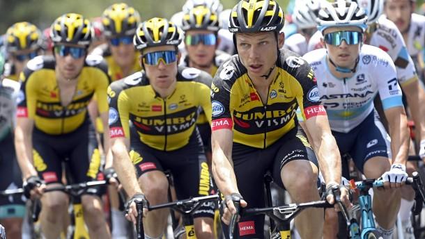 Starke Domestiken bei der Tour de France