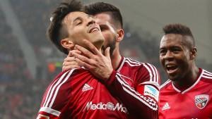 Pfiffe und Häme für Leverkusen