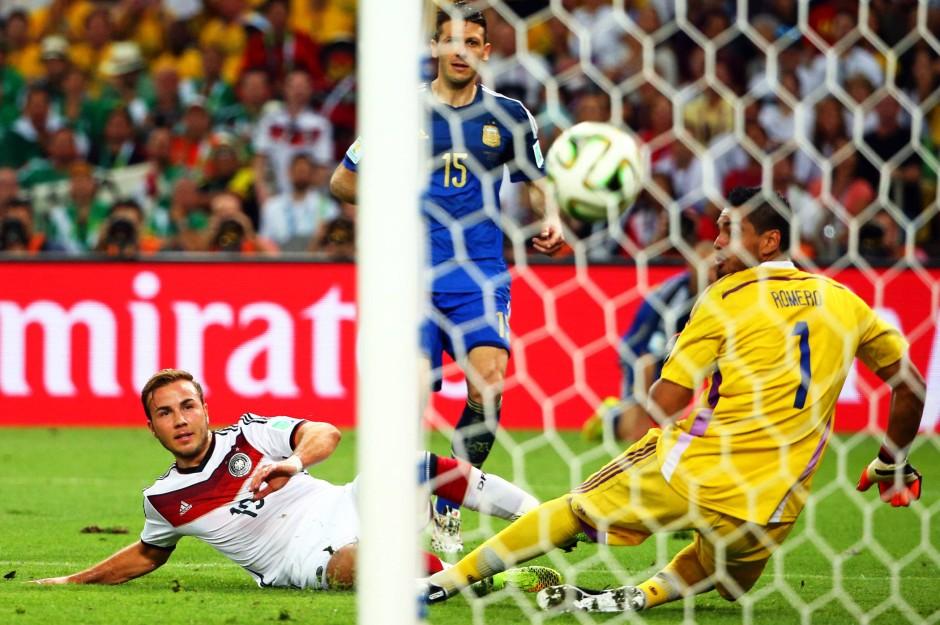 d4bdf423295795 Bilderstrecke zu  WM 2014  Mario Götze schießt Deutschland zum ...