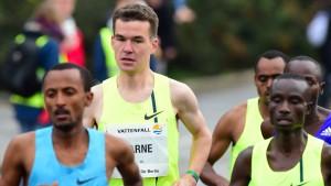 Joggingtempo statt Rekordlauf