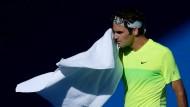 Federer ausgeschieden - Nadal gut erholt