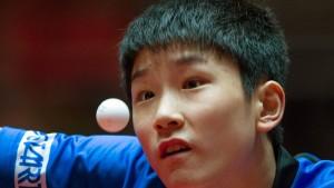 13 Jahre alter Japaner sorgt für WM-Sensation