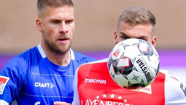 Alle wollen in der zweiten Bundesliga bleiben