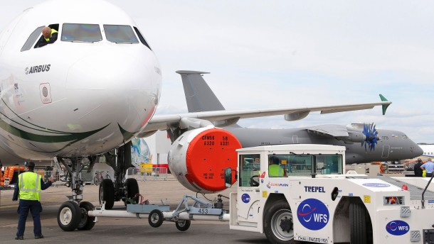 Auftragsflut für Boeing und Airbus hält an