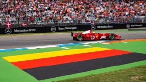 Eine deutsche Hoffnung namens Schumacher