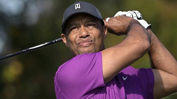 Was wäre der Golfsport ohne Tiger Woods?