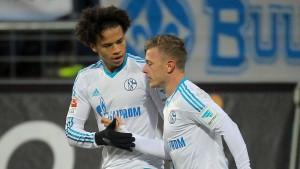 Schalke macht's mal ganz unaufgeregt