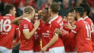 Bell rettet Mainz einen Punkt