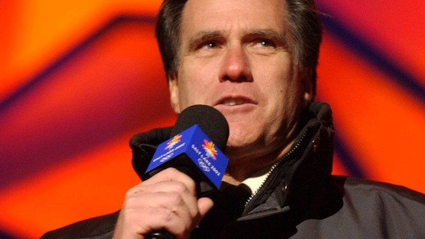 Romneys olympische Mission