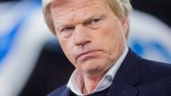 Auch Oliver Kahn ist derzeit nicht zufrieden mit den Leistungen des FC Bayern.
