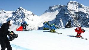 Und ewig rieselt der Wintersport