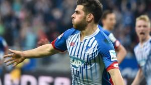 Volland bringt Hoffenheim aus den Abstiegsrängen