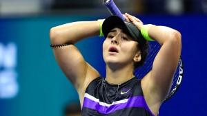 Bianca Andreescu fordert Serena Williams heraus