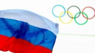 Warum nur die russischen Leichtathleten?