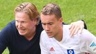 HSV-Trainer schimpft auf den DFB