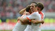 Ribérys Rückkehr nach Lille