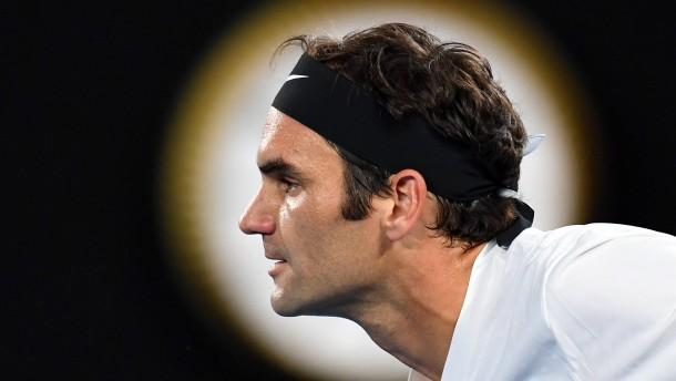 Die besondere Rekordjagd des Roger Federer