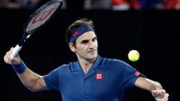 Federer ist weiter dabei