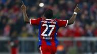 Bayern im Schongang ins Pokal-Viertelfinale
