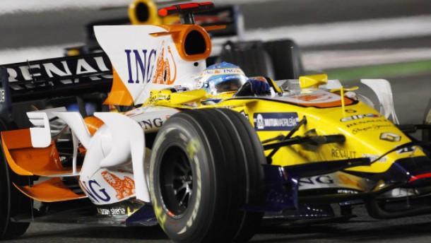 Alonso ist schnellster Nachtfahrer der Welt
