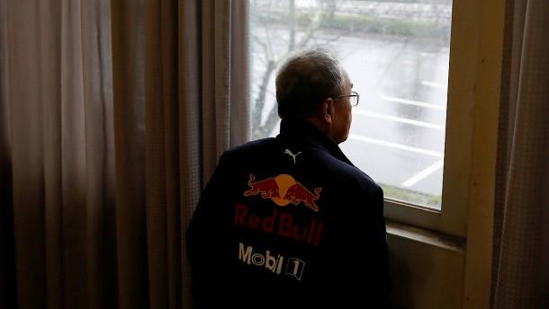Das bange und lange Warten der Formel 1