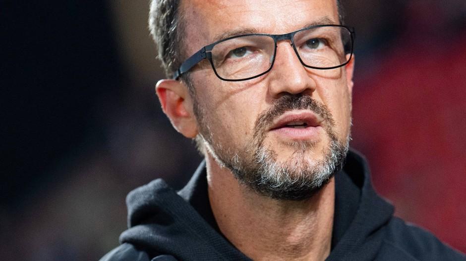 Sportvorstand Fredi Bobic möchte Eintracht Frankfurt verlassen.