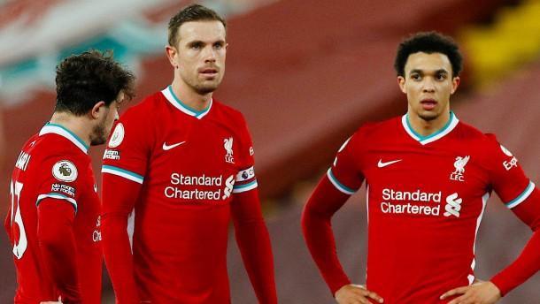 Kurioses Tor verdirbt Klopp und Liverpool die Laune