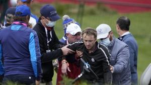 """""""Harry Potter""""-Star Felton bricht bei Golfspiel in den USA zusammen"""