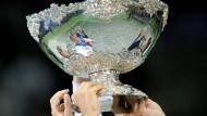 Gleiche Trophäe, aber neues Format: System im Davis Cup wird radikal verändert